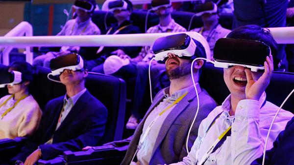 Cine en realidad virtual IMAX