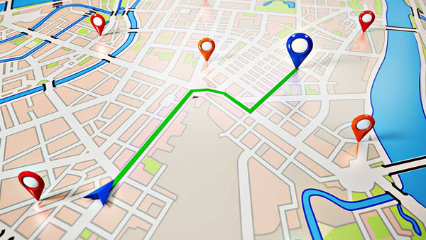 ¿Qué aplicación usas para llegar a un lugar?