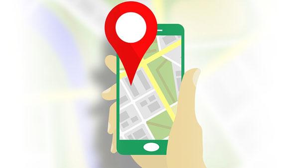 Capturas de Google Maps recrean un sorprendente viaje